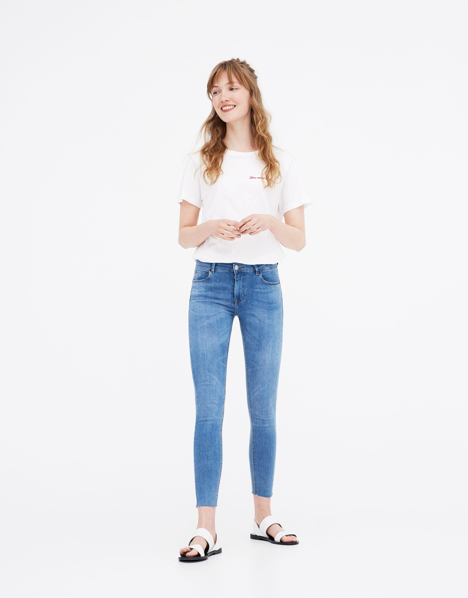 Jean body curve