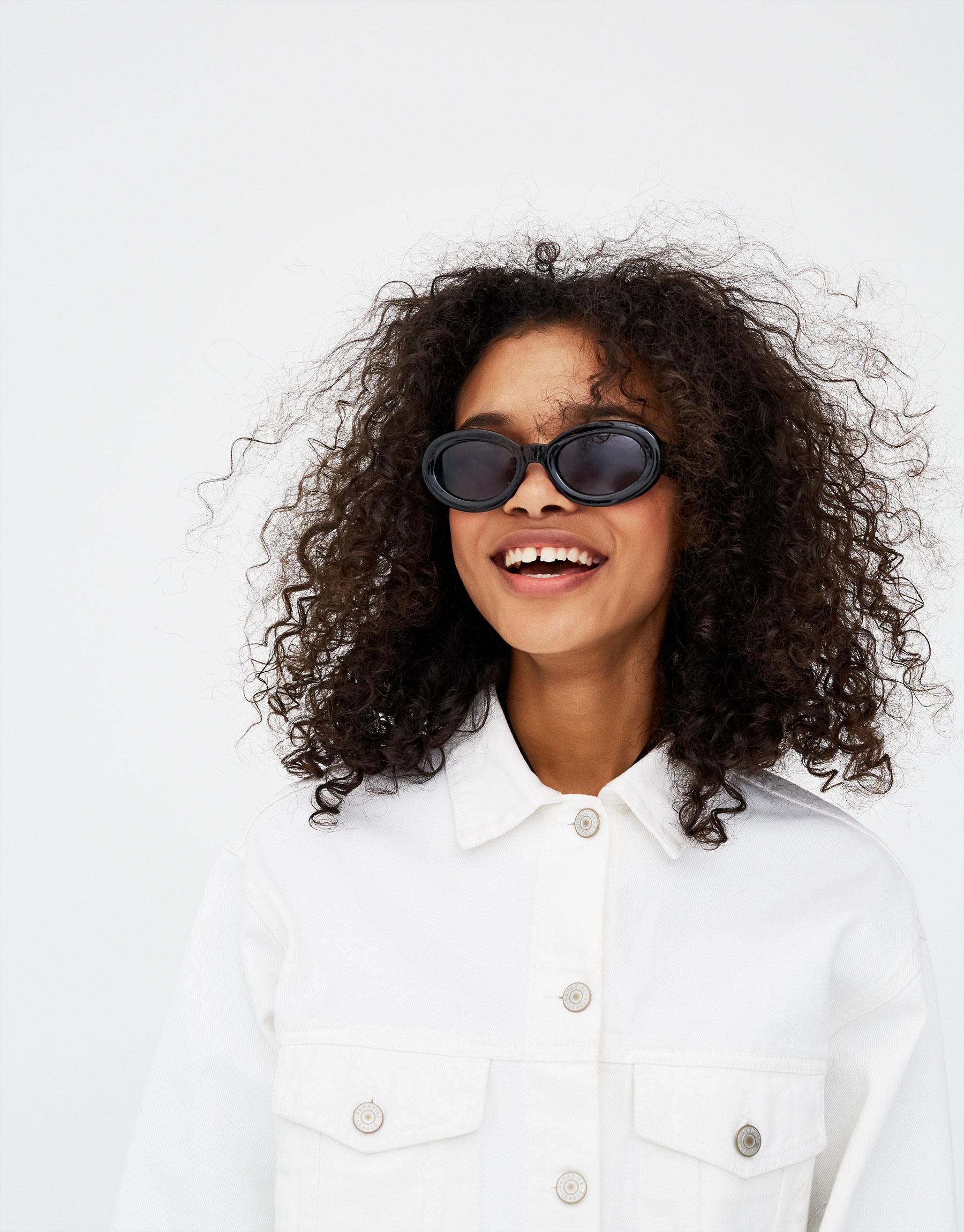 Imagen principal de producto de Gafas de sol ovaladas - Pull & Bear