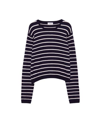Basic soft sweater