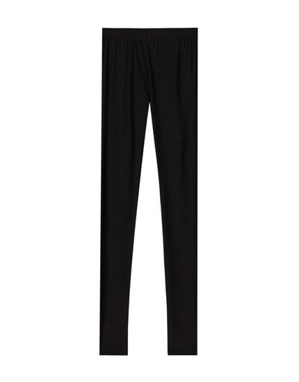High waist stretch leggings