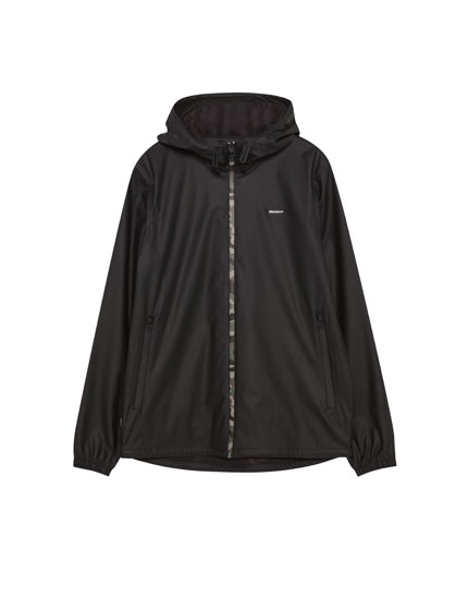 Waterproof raincoat