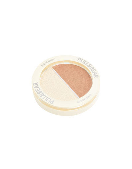 Eye shadow - Nude & Copper