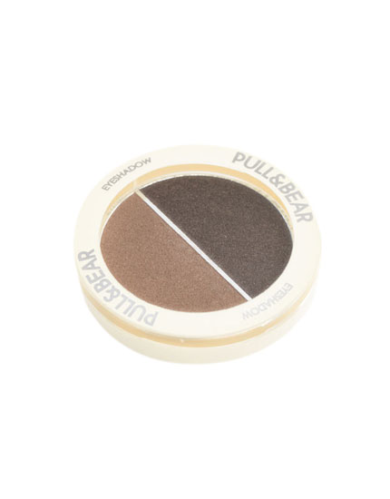 Eye shadow - Bronze & Brown