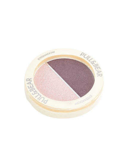 Eye shadow - Mauve & Burgundy