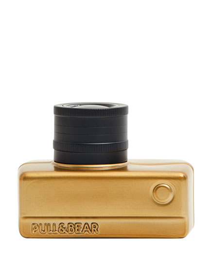 Pull&Bear gold shot eau de toilette 100ml