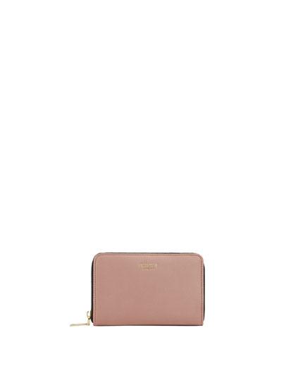 Satin wallet