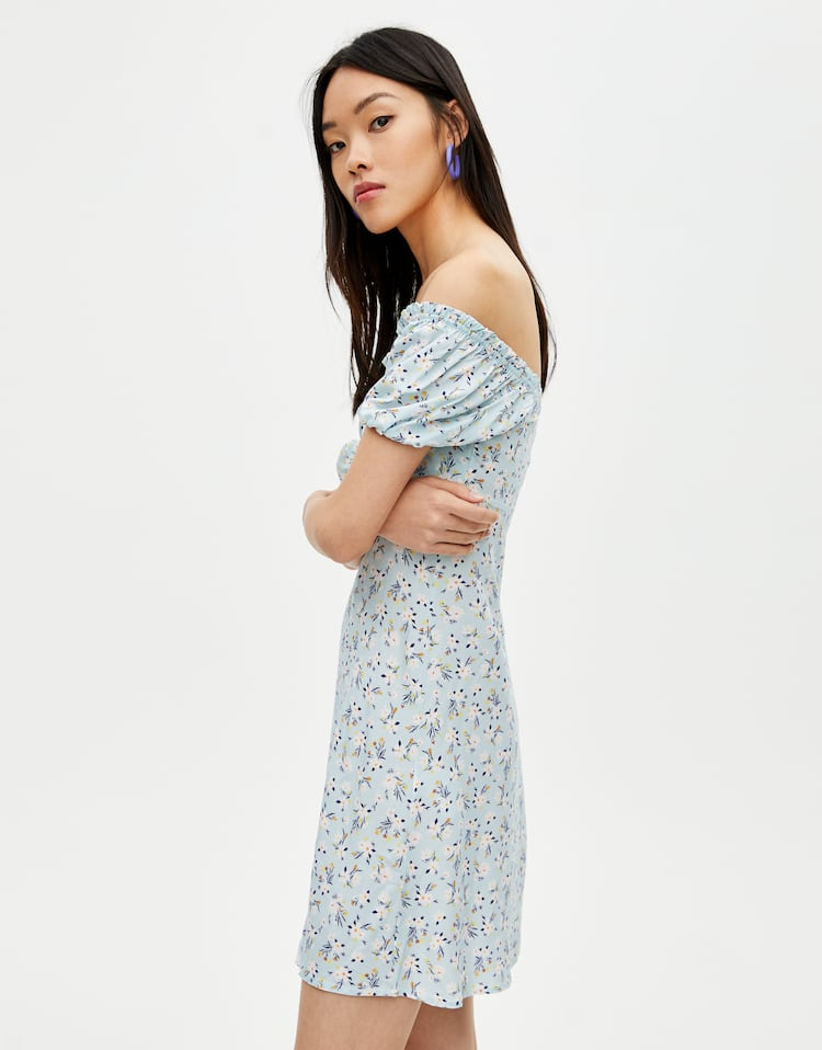 7538dbeac7 Check out the latest in Women's Dresses | PULL&BEAR