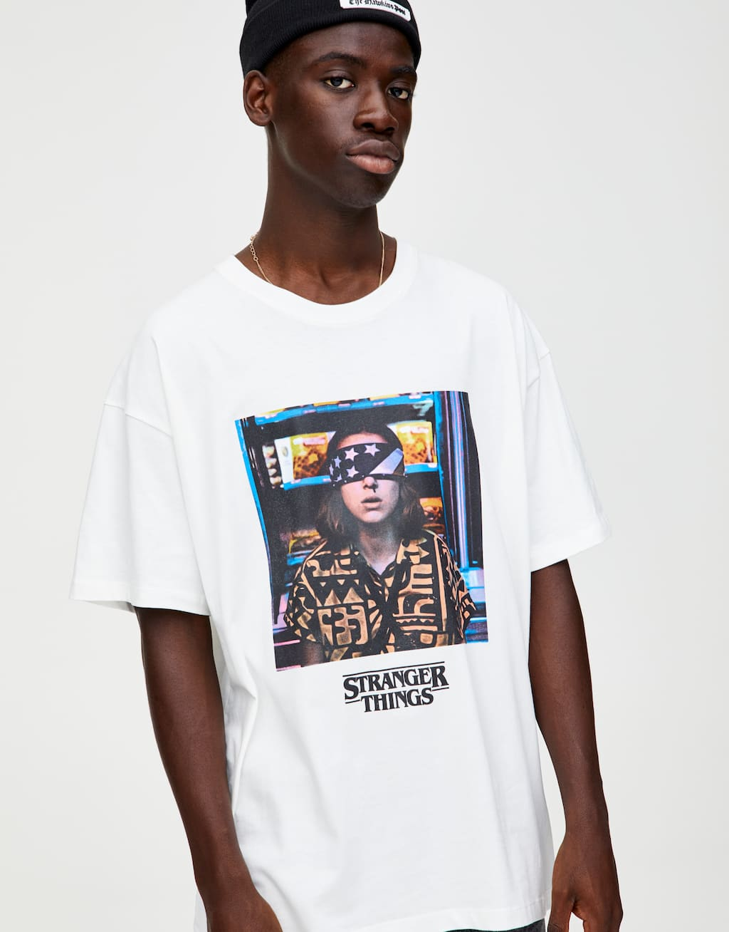 Stranger Things 3 Eleven T Shirt by Pull & Bear