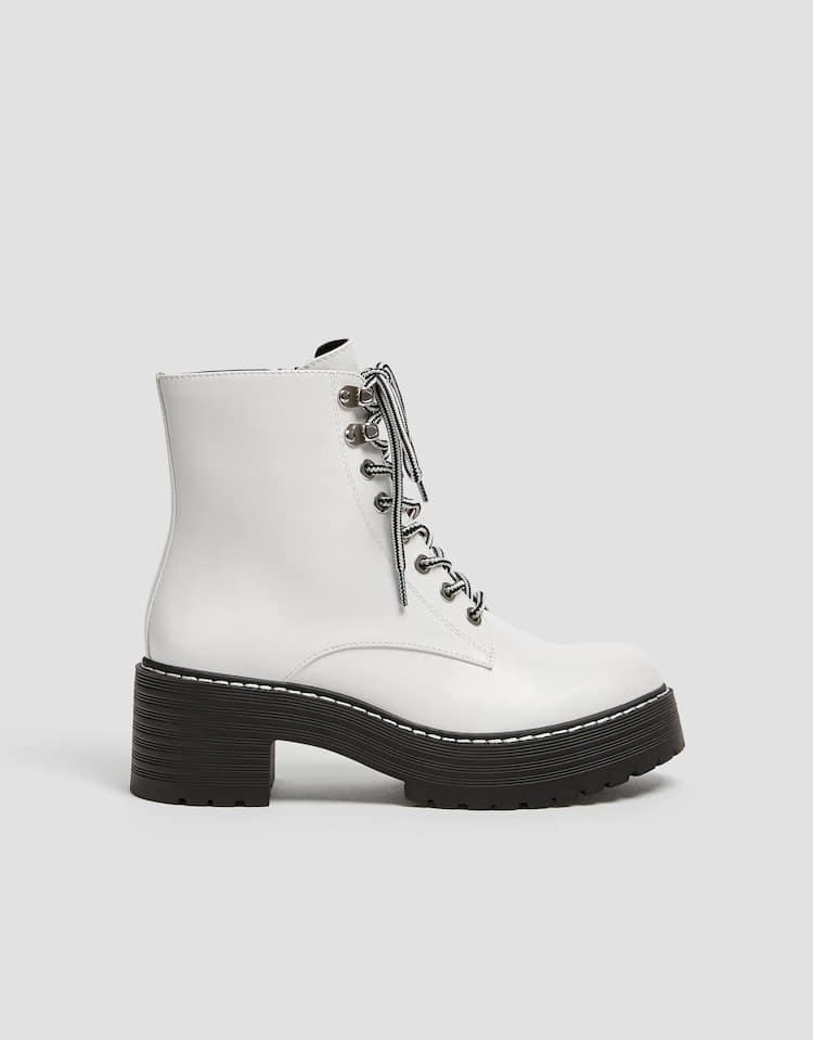 big sale 711cc f7b36 Novità scarpe da donna - Autunno Inverno 2019 | PULL&BEAR