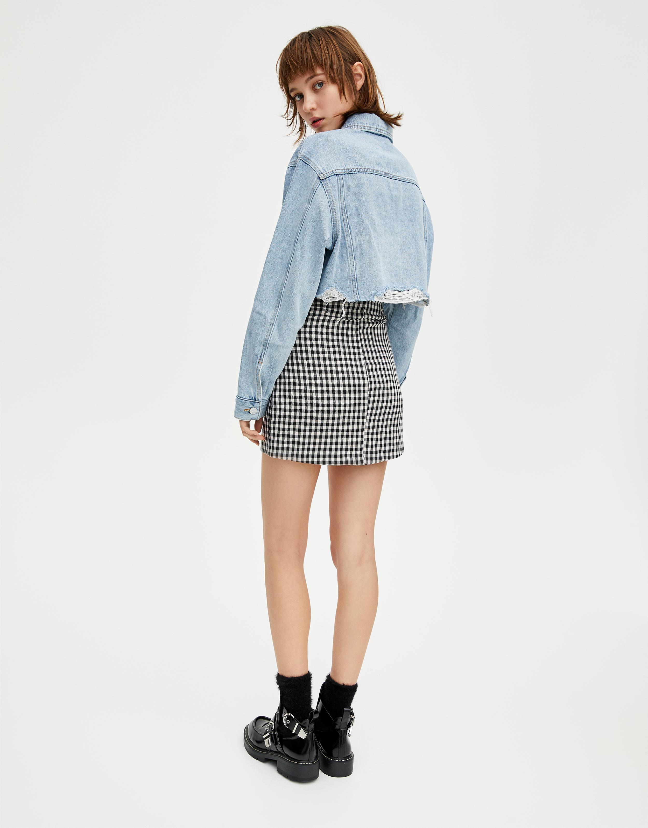 0192b8b29cb Minifaldas de mujer - Primavera Verano 2019