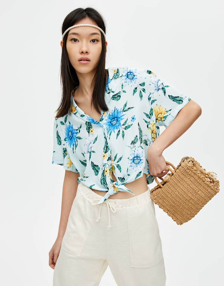 db9464930106 Women s Printed Tops - Spring Summer 2019