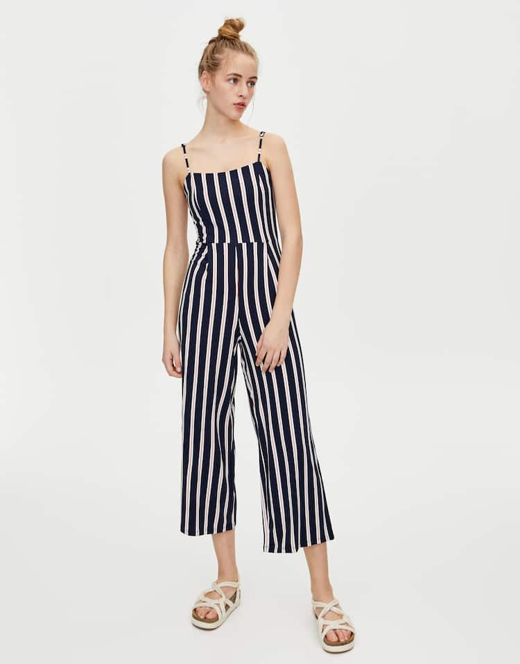 785f41353398 Women's Jumpsuits & Dungarees - Spring Summer 2019 | PULL&BEAR