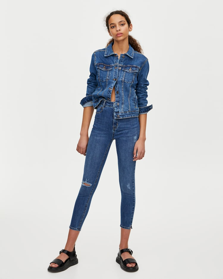 262e0df3913 Women s High Waisted Jeans - Spring Summer 2019