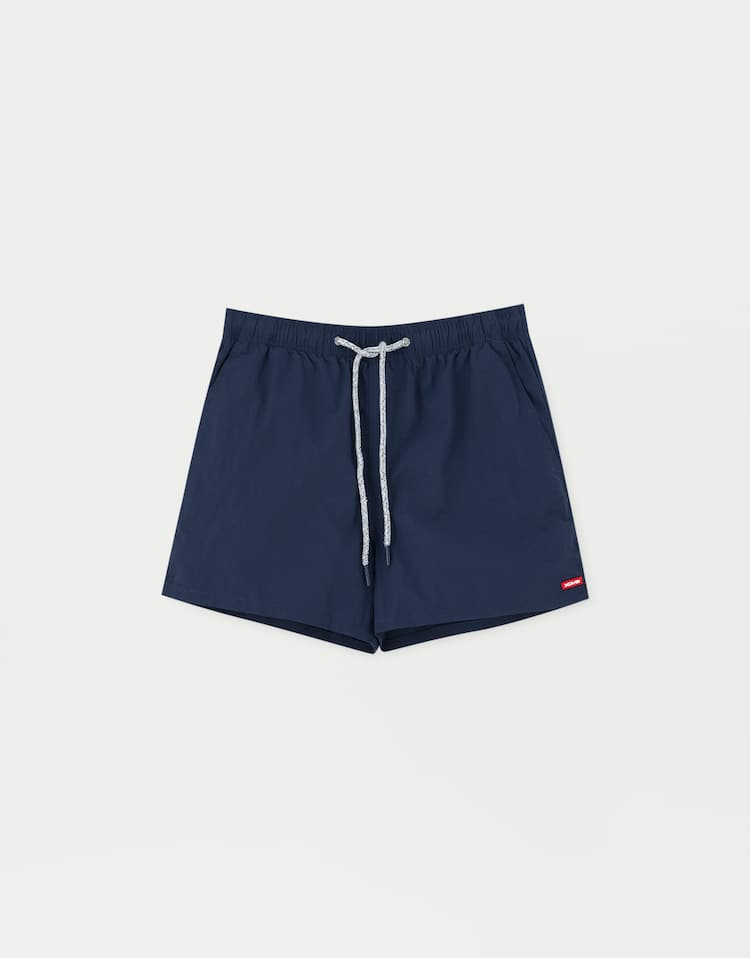 b73b3ebdd5 Men's Swim Shorts - Spring Summer 2019 | PULL&BEAR
