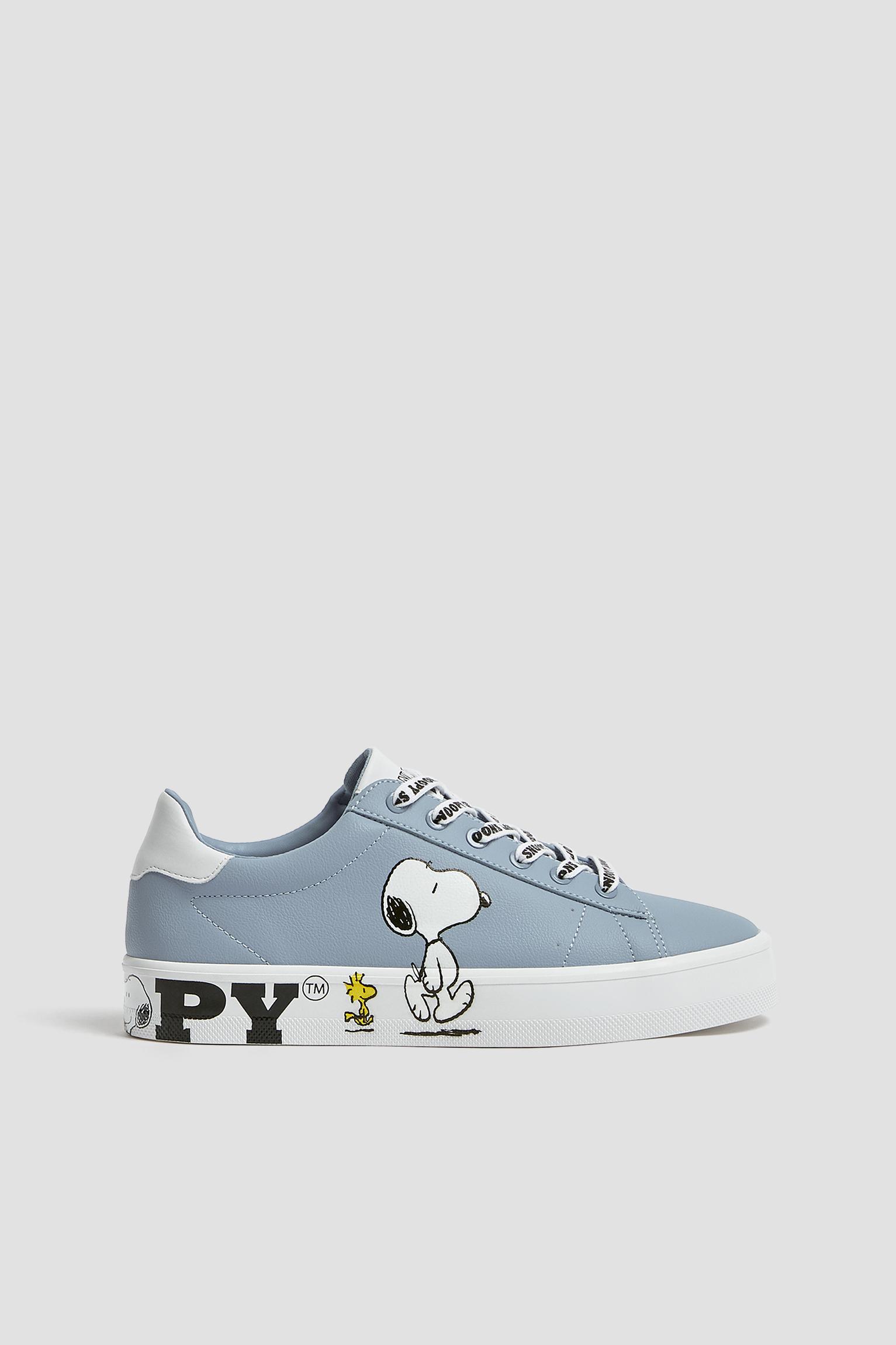 Snoopy trainers - PULL\u0026BEAR