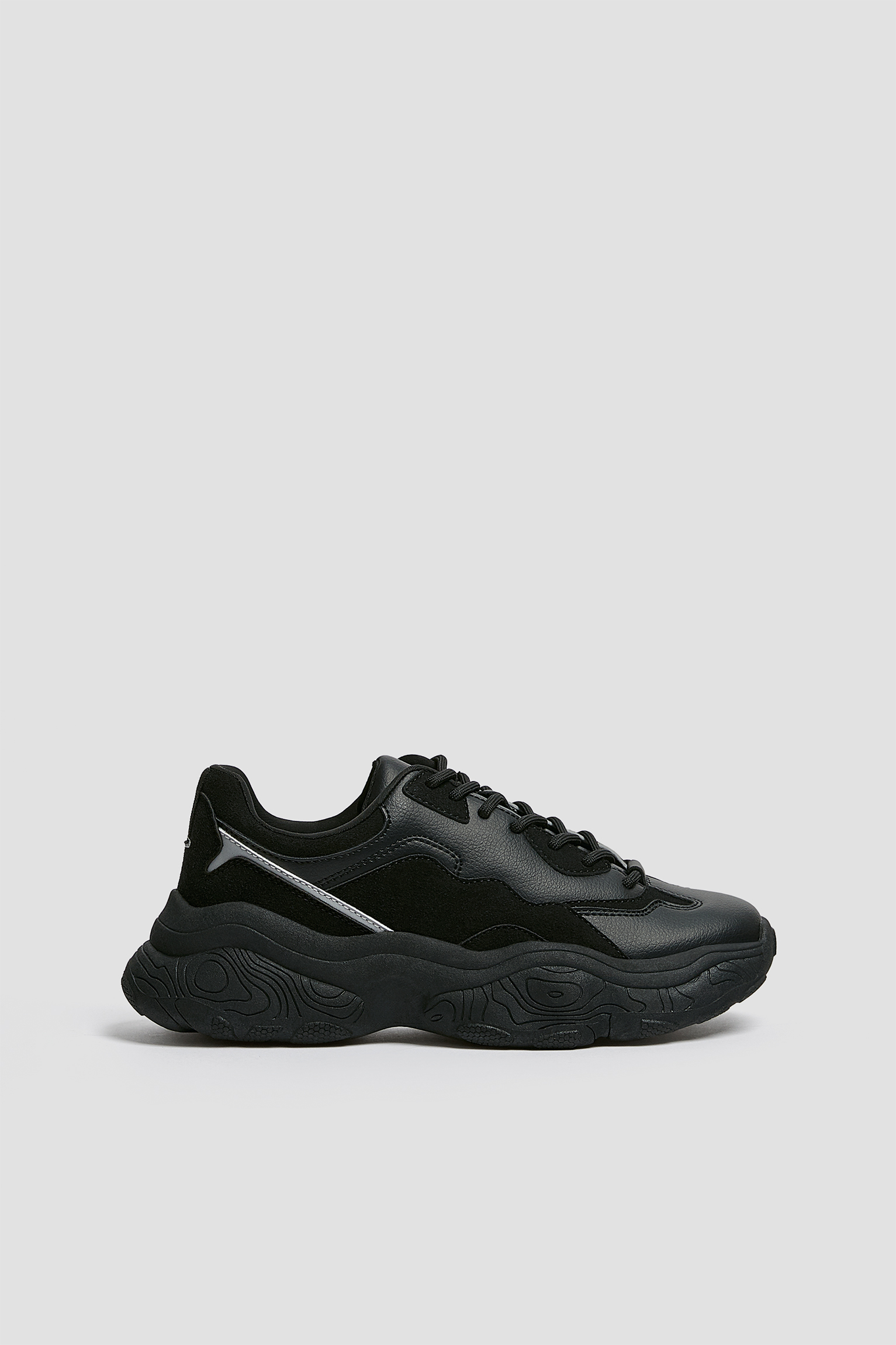 STWD chunky sole trainers - PULL\u0026BEAR