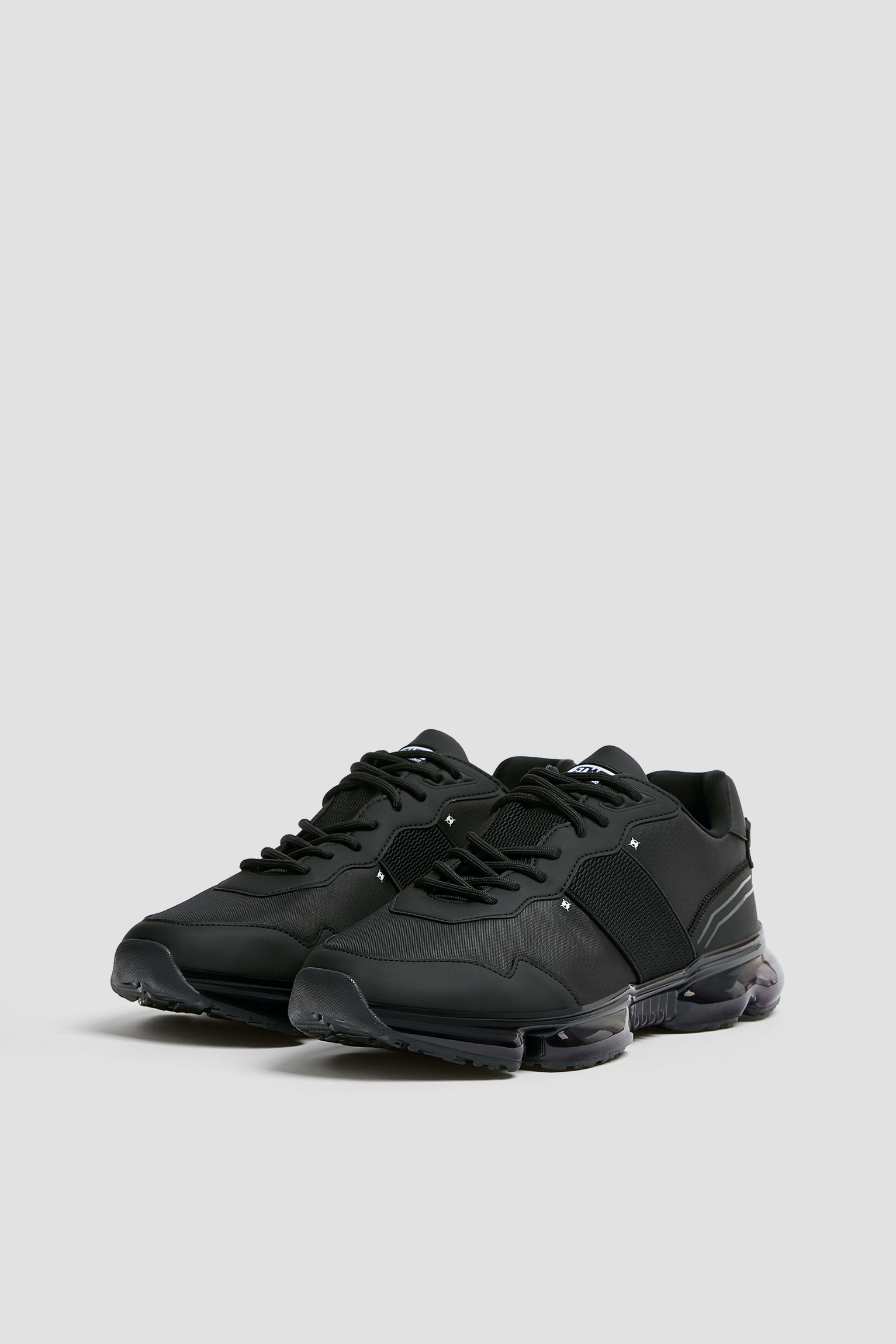air cushioned trainers