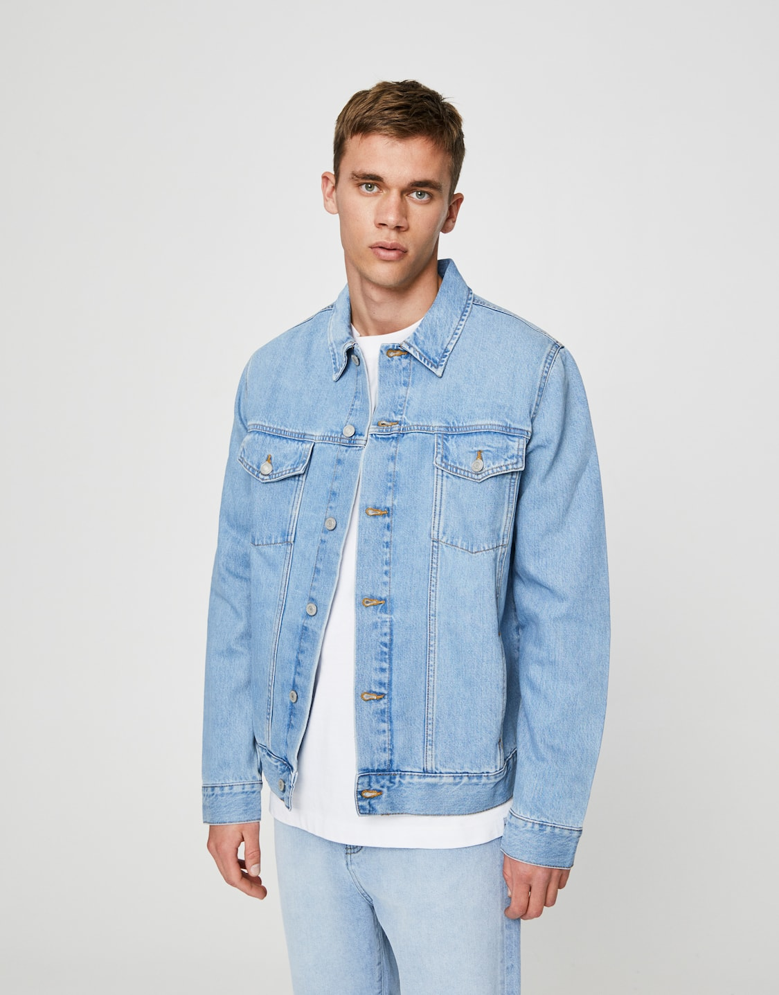 Chamarra pull and bear