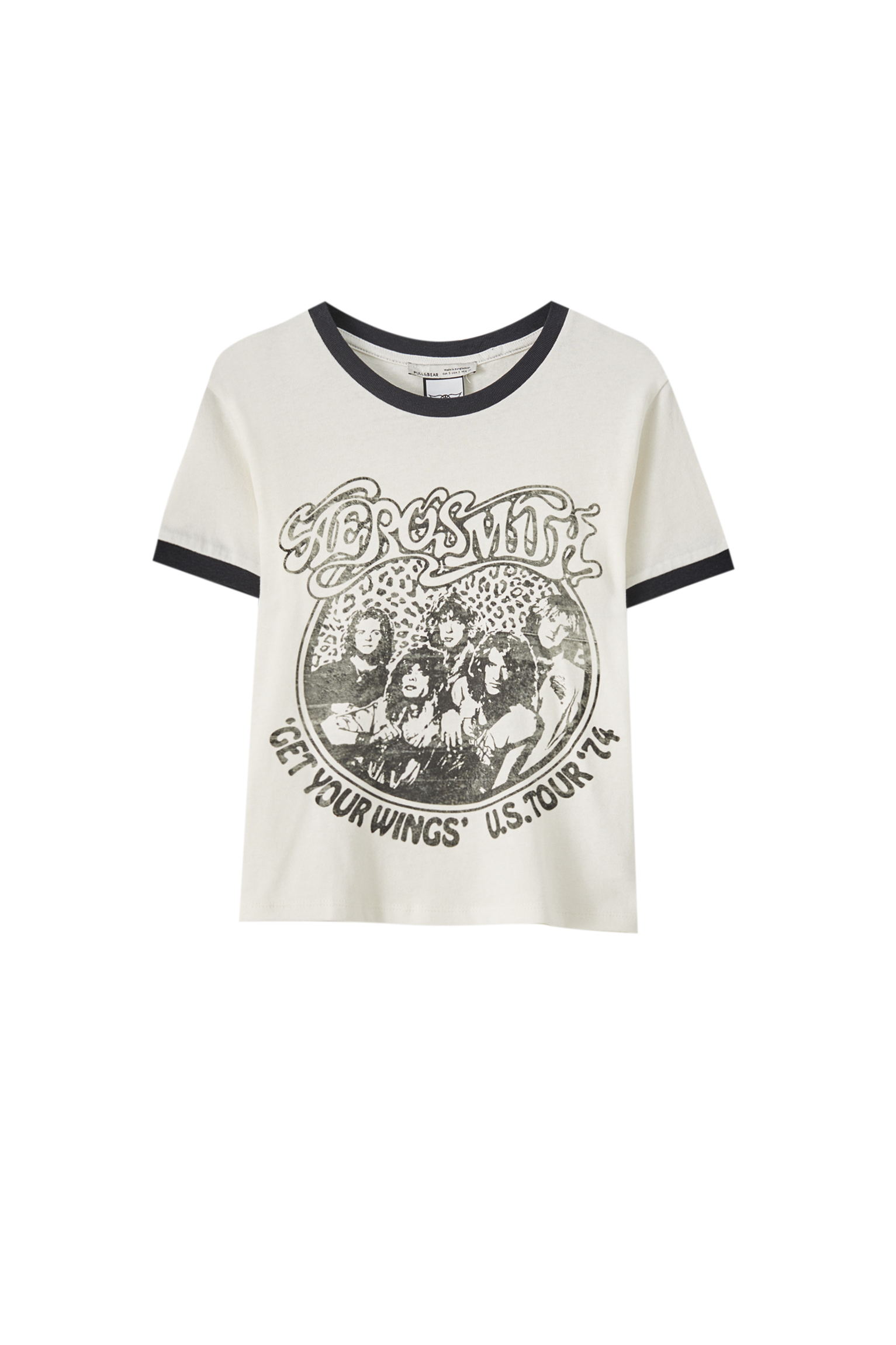 AEROSMITH Get Your Wings US Tour 1974 T-SHIRT NEW  S M L XL XXL official