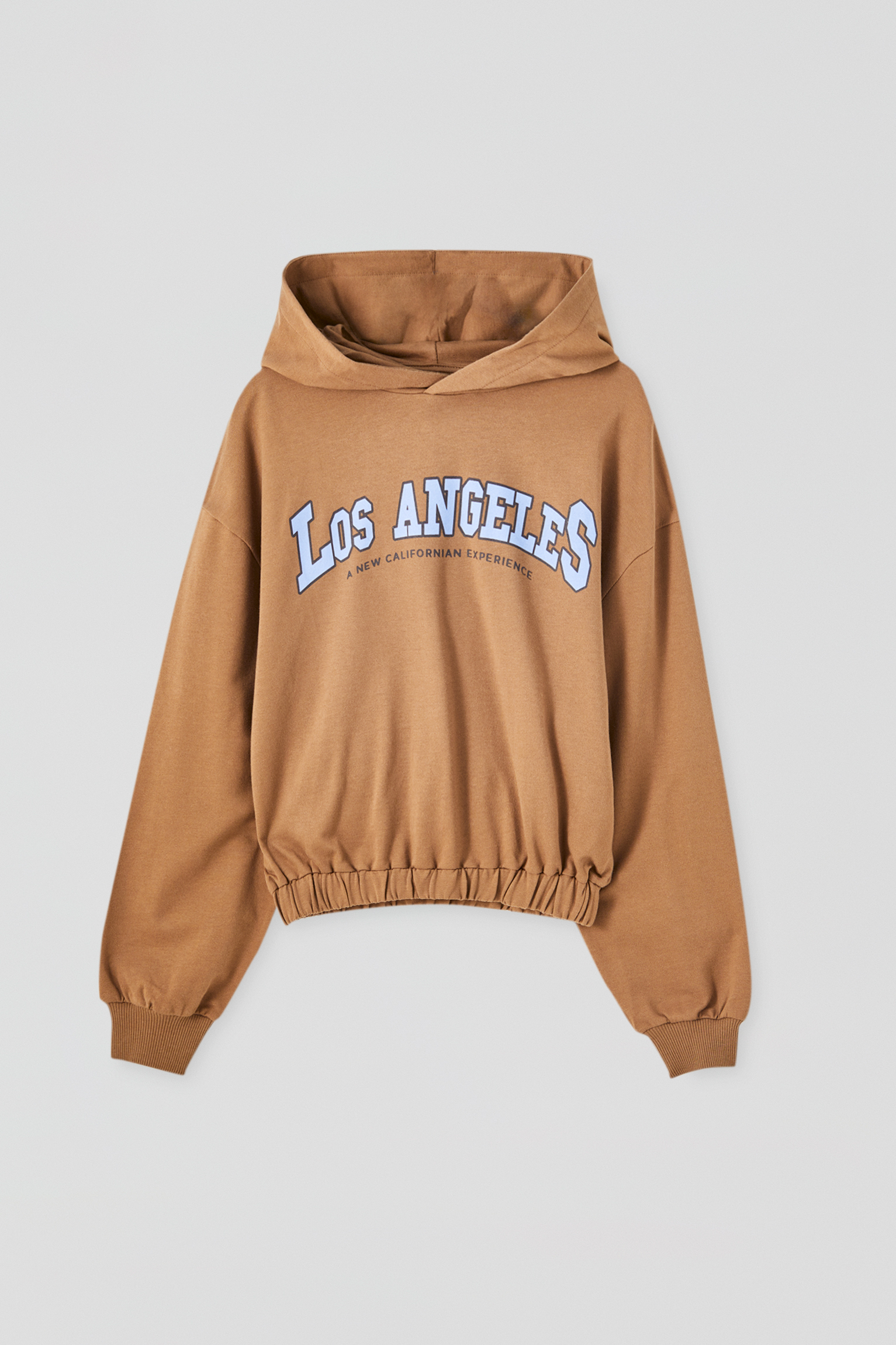 Los AnJEALOUS cropped sweater