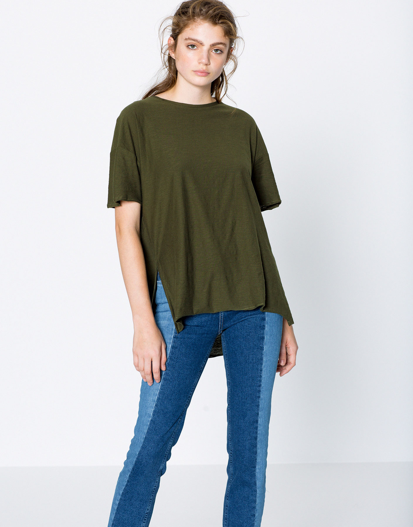 Maglietta basic oversized