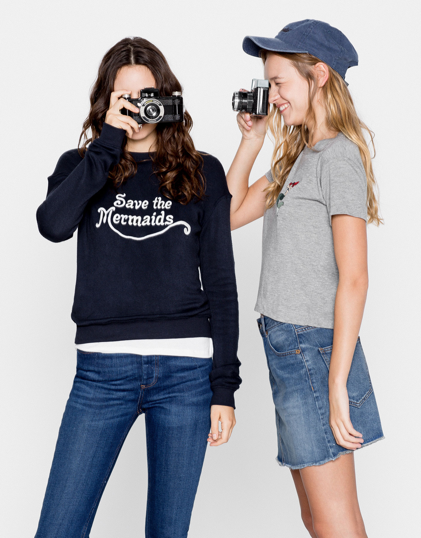 Sweatshirt met message