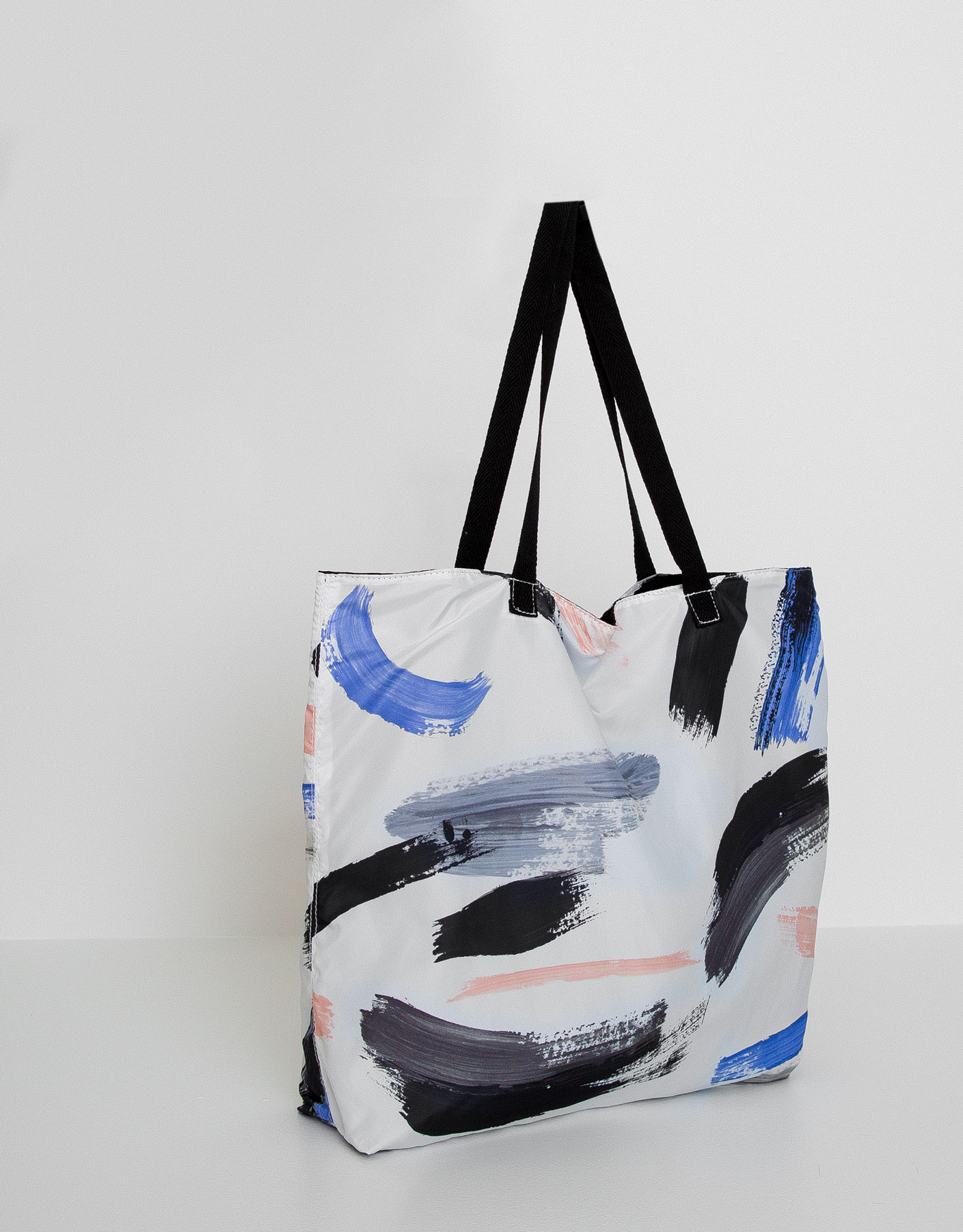 Bossa shopper estampada
