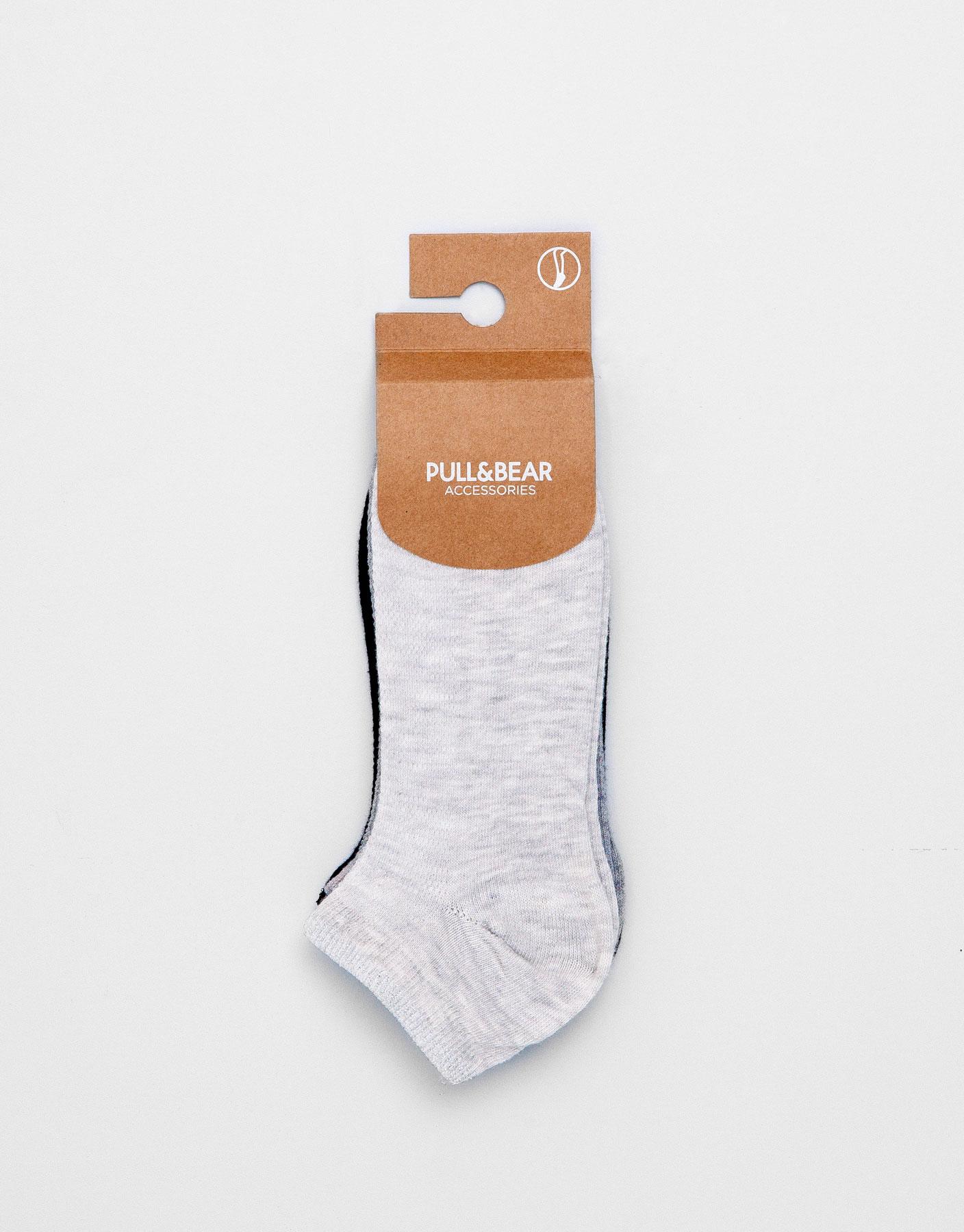 3 paari madalaid sokke