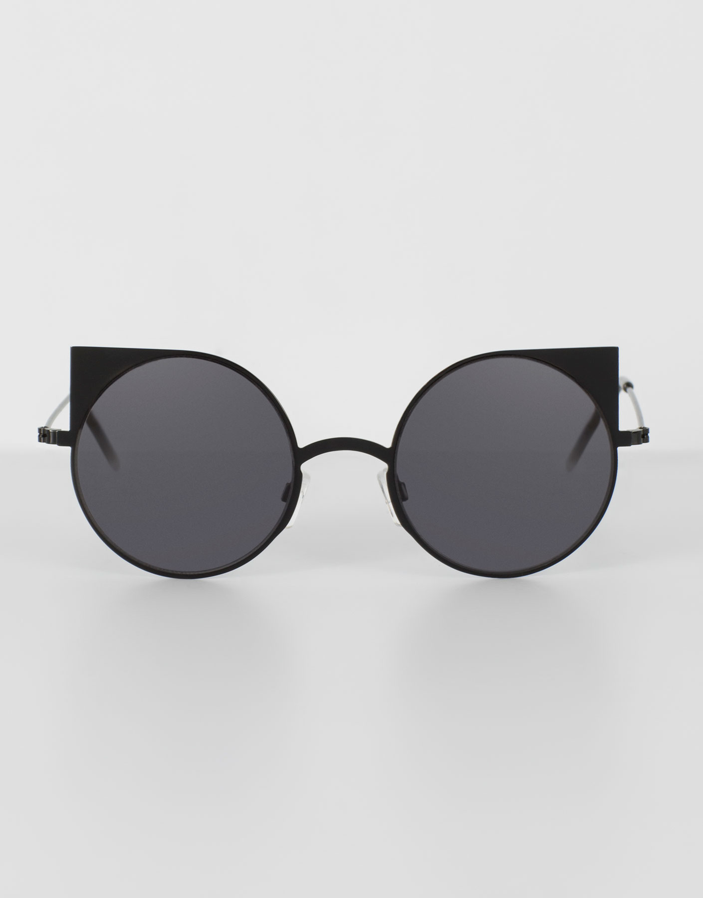 Gafas de sol cat eye negro