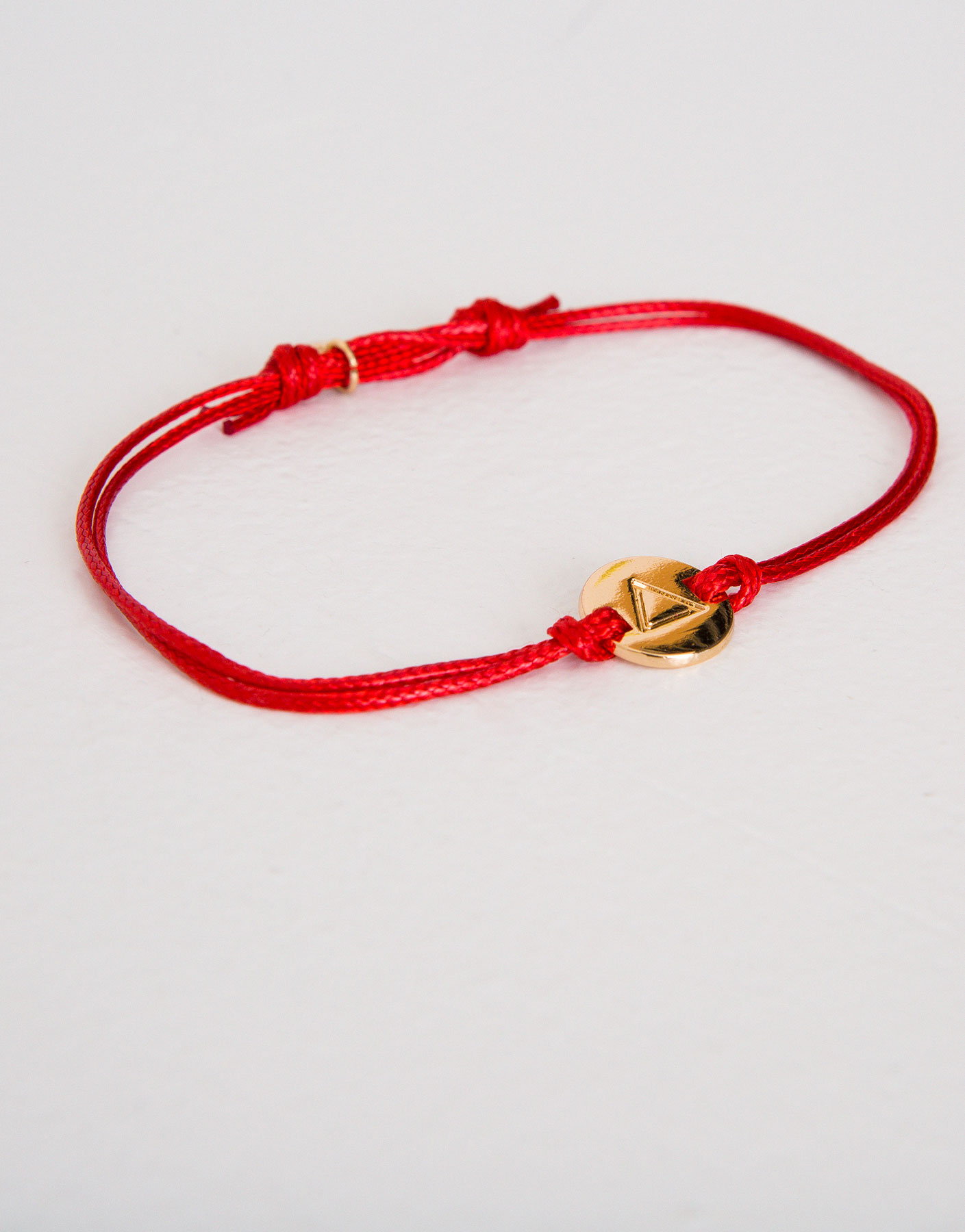 Armband met vuur zodiaksteen