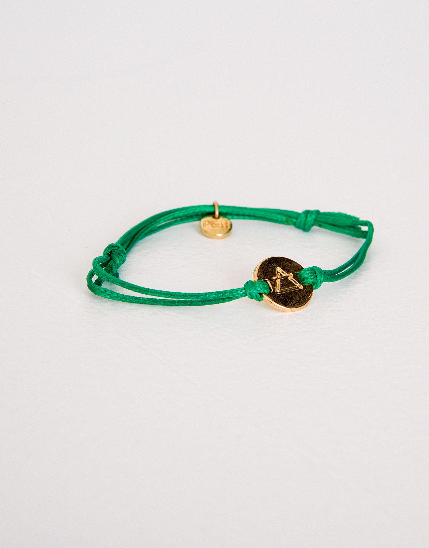 Zodiac land bracelet