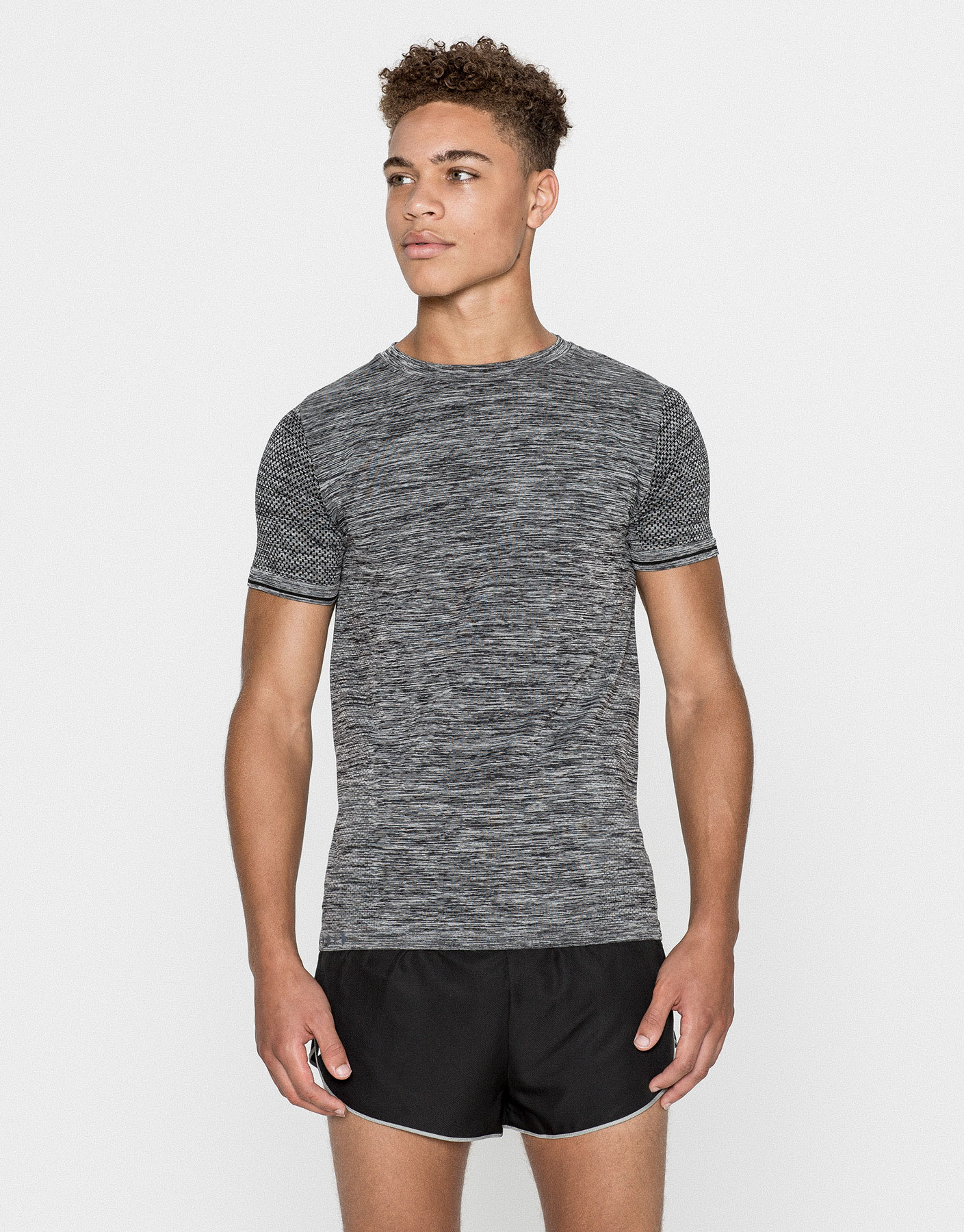 Seamless tech tee