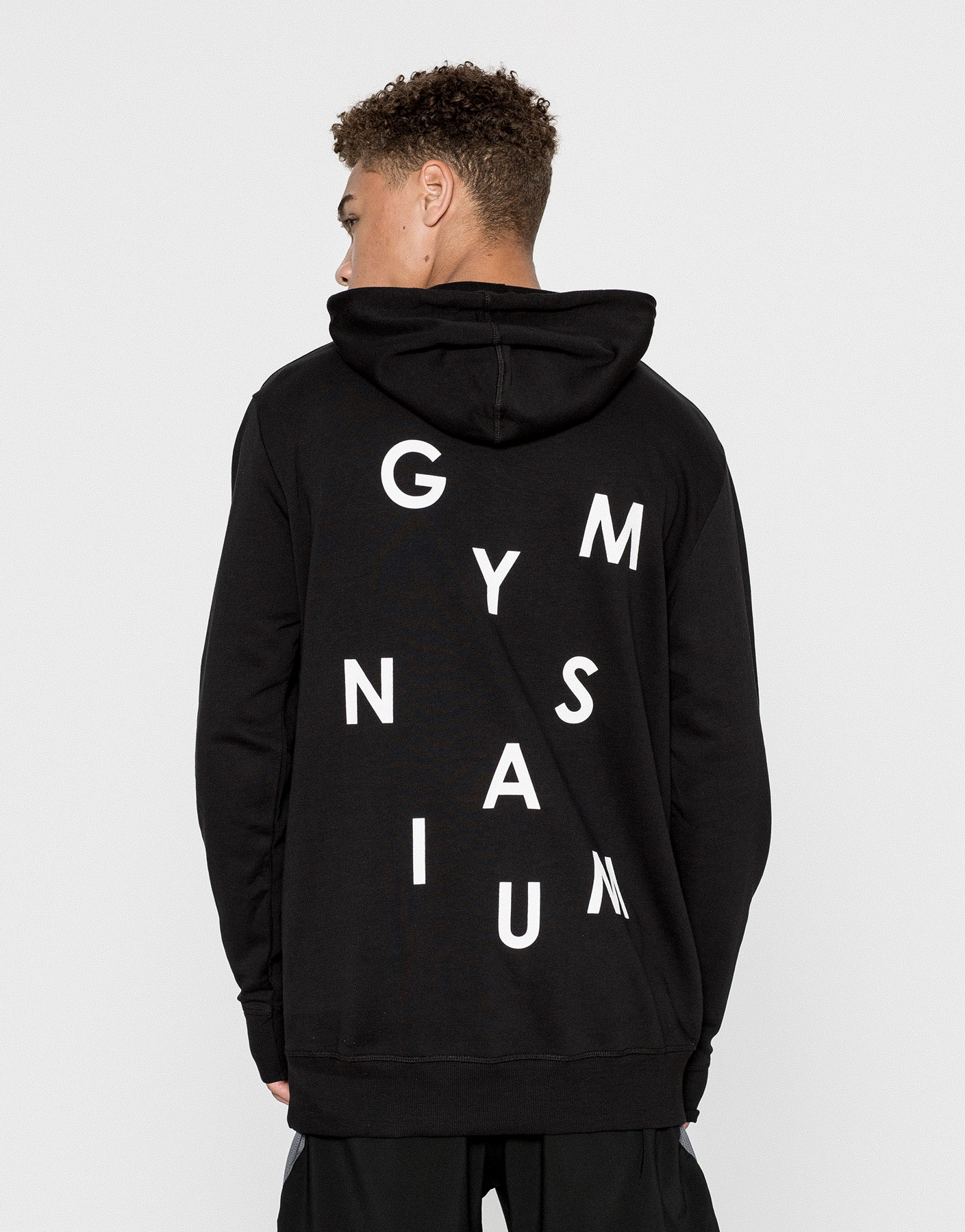 Sweat gym capuche