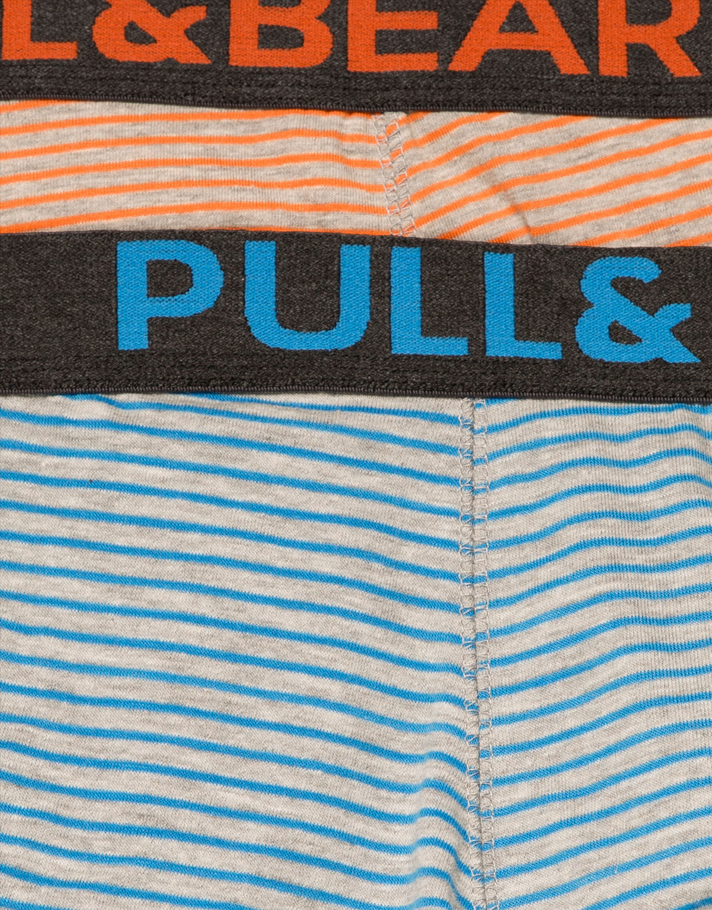 Striped trunks (2-pack)