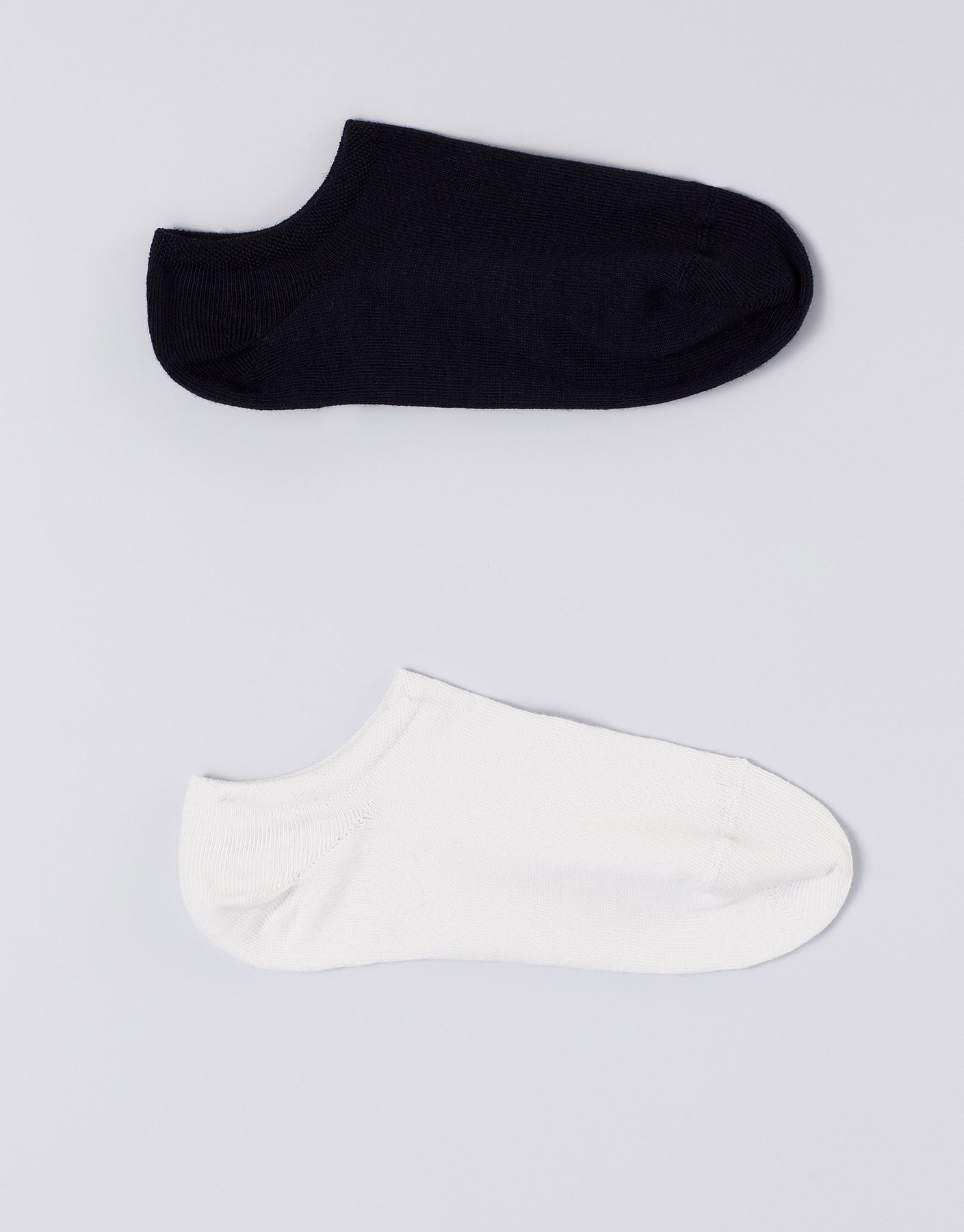 Pack of 2 invisible socks
