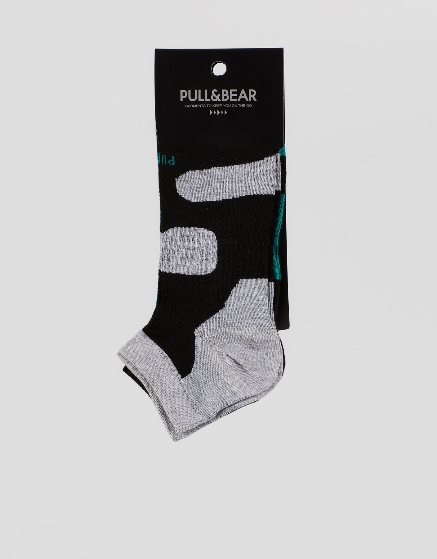 Pack of 2 gym socks