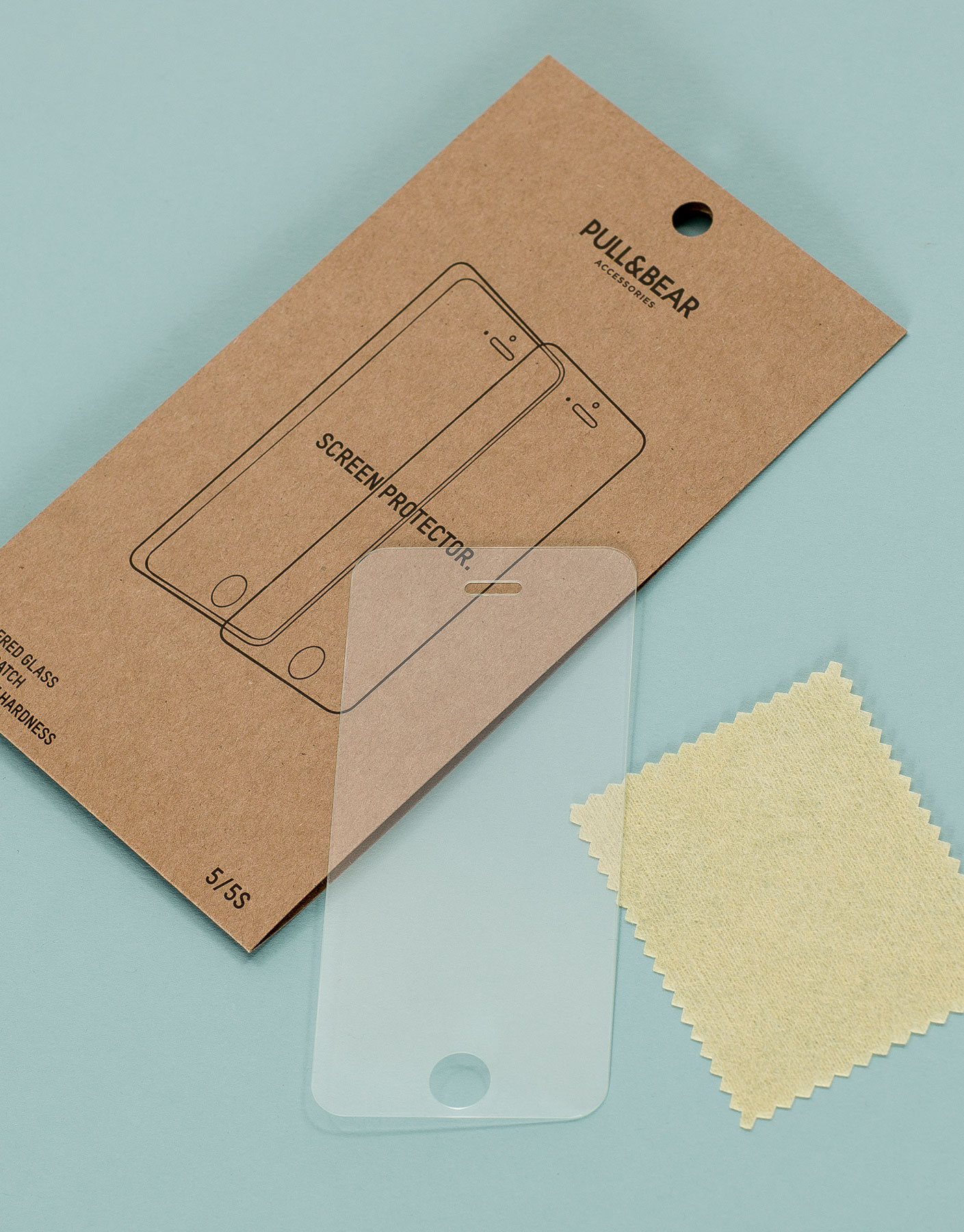 Mobile phone screen protector