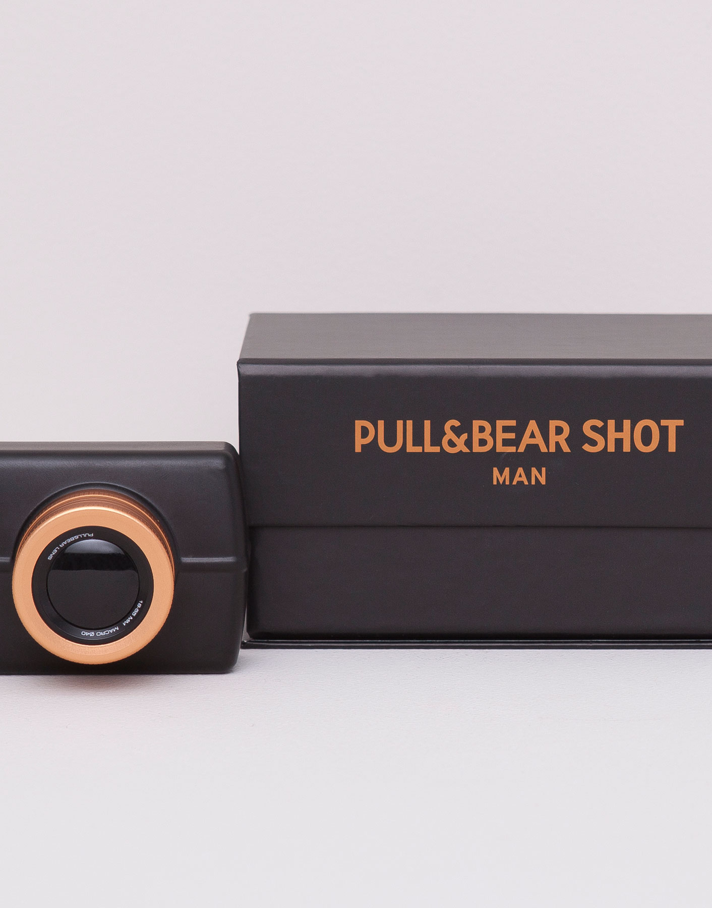 Pull & bear shot black eau de cologne