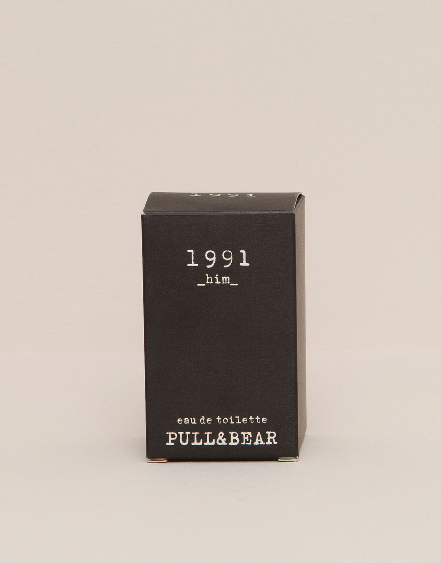 Pull & bear 1991 him eau de cologne