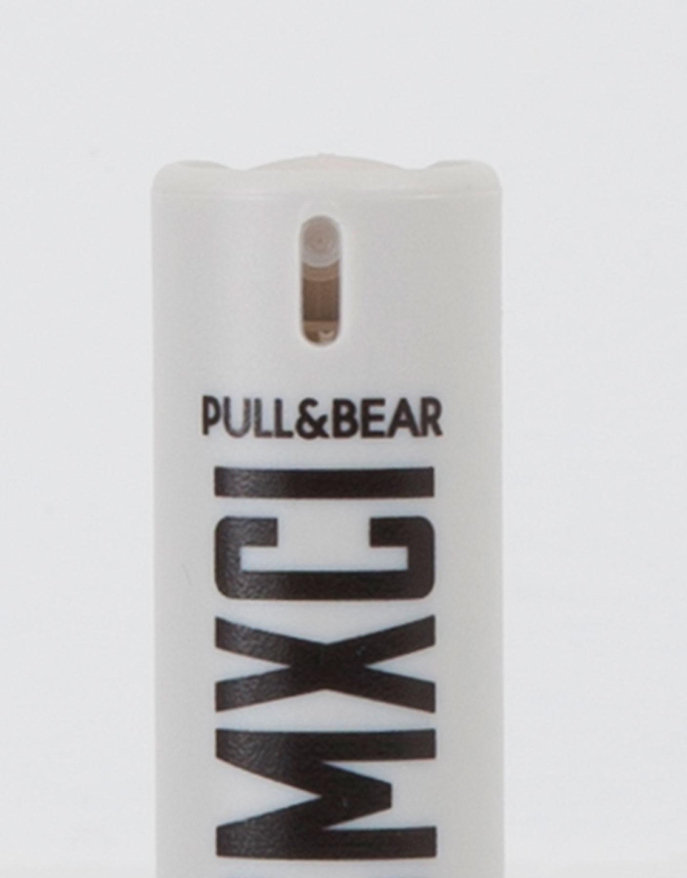 Eau de toilette pull&bear silver 15ml