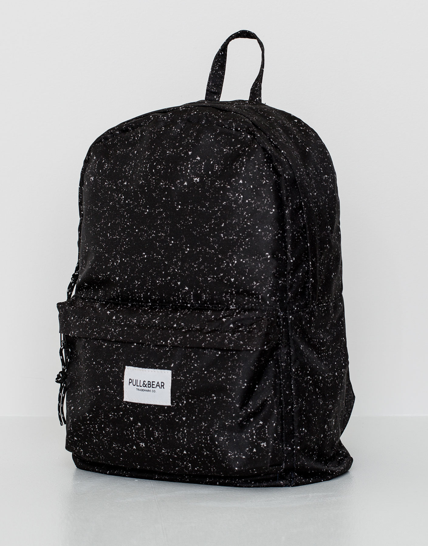 Star print backpack