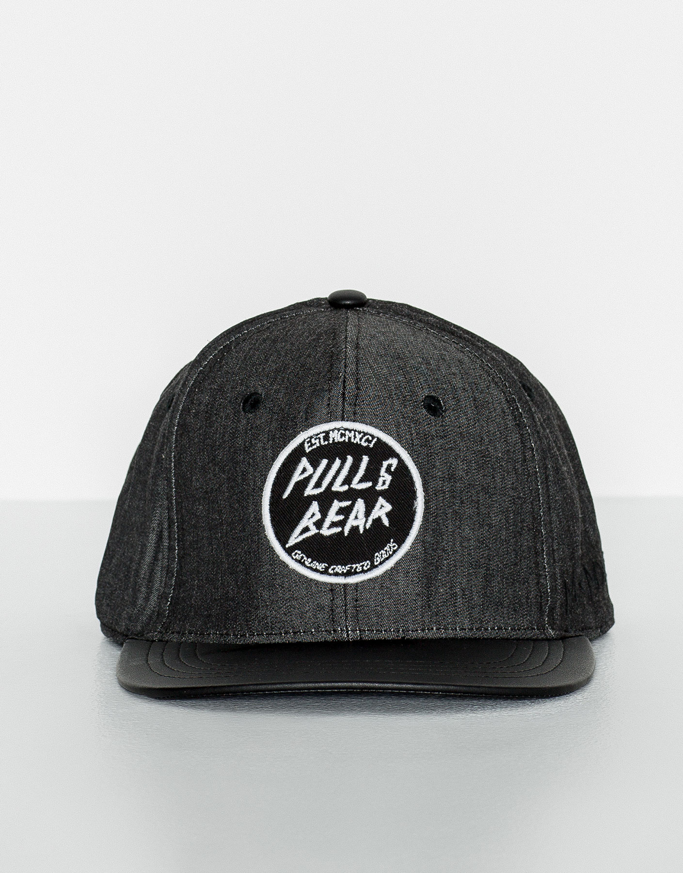 Cap with graphics