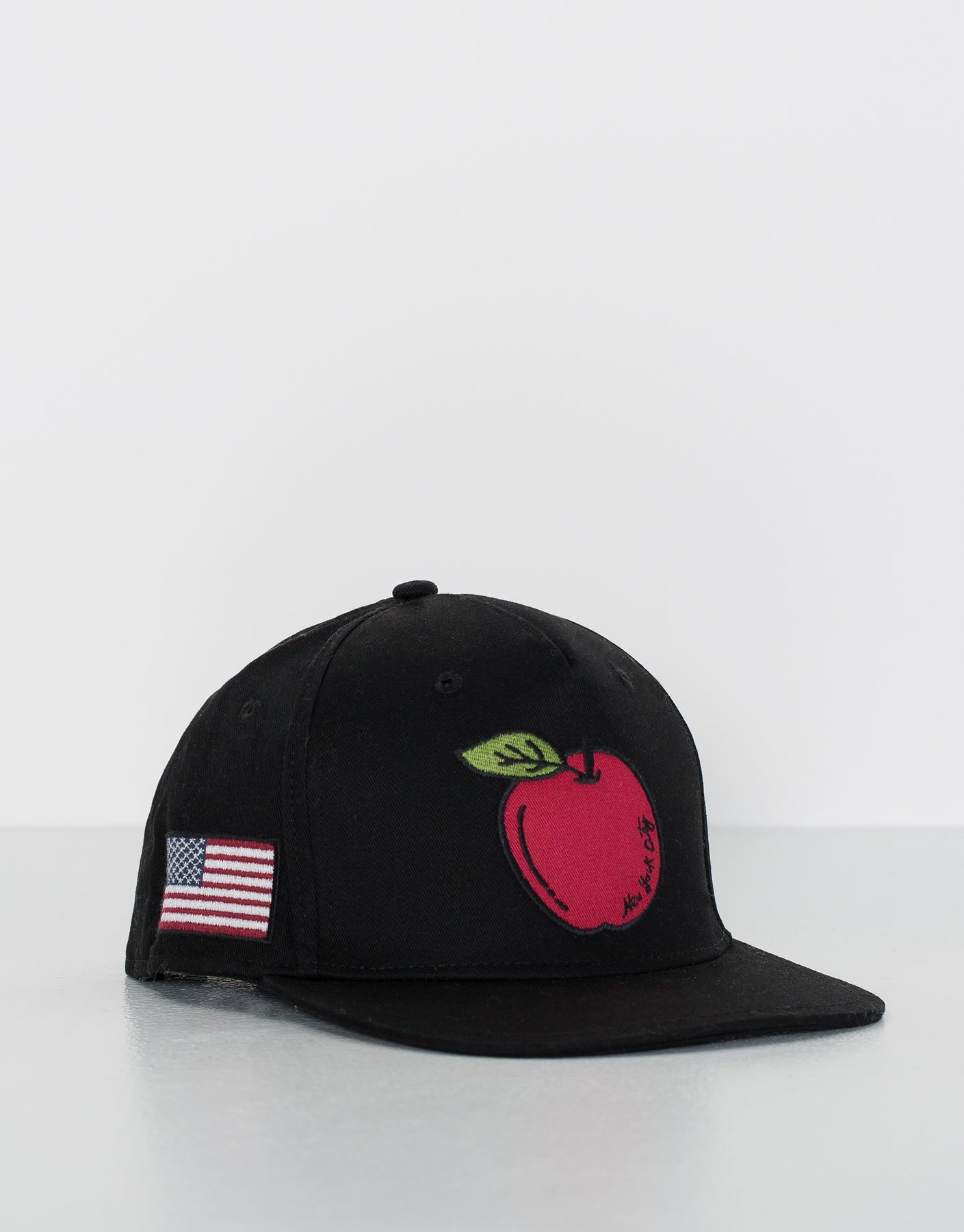 Apple patch cap