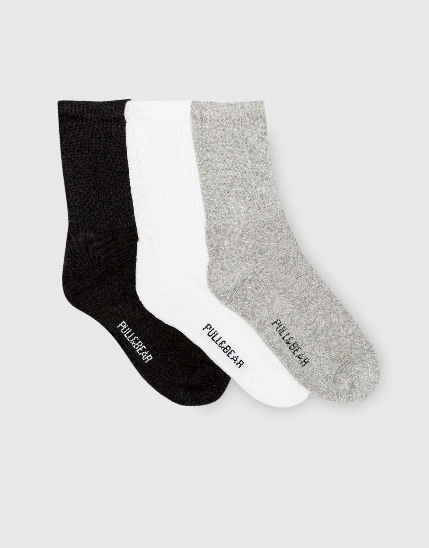 3-pack of long socks