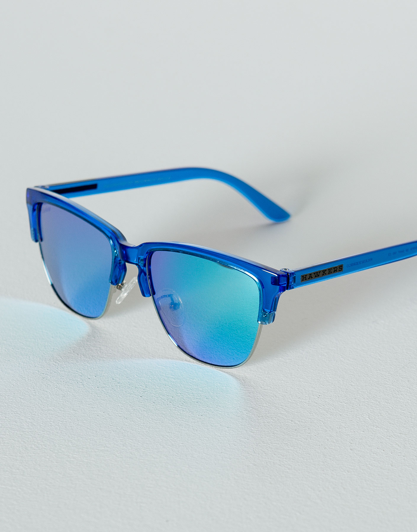 Hawkers Sea Clear Blue Classic Sunglasses