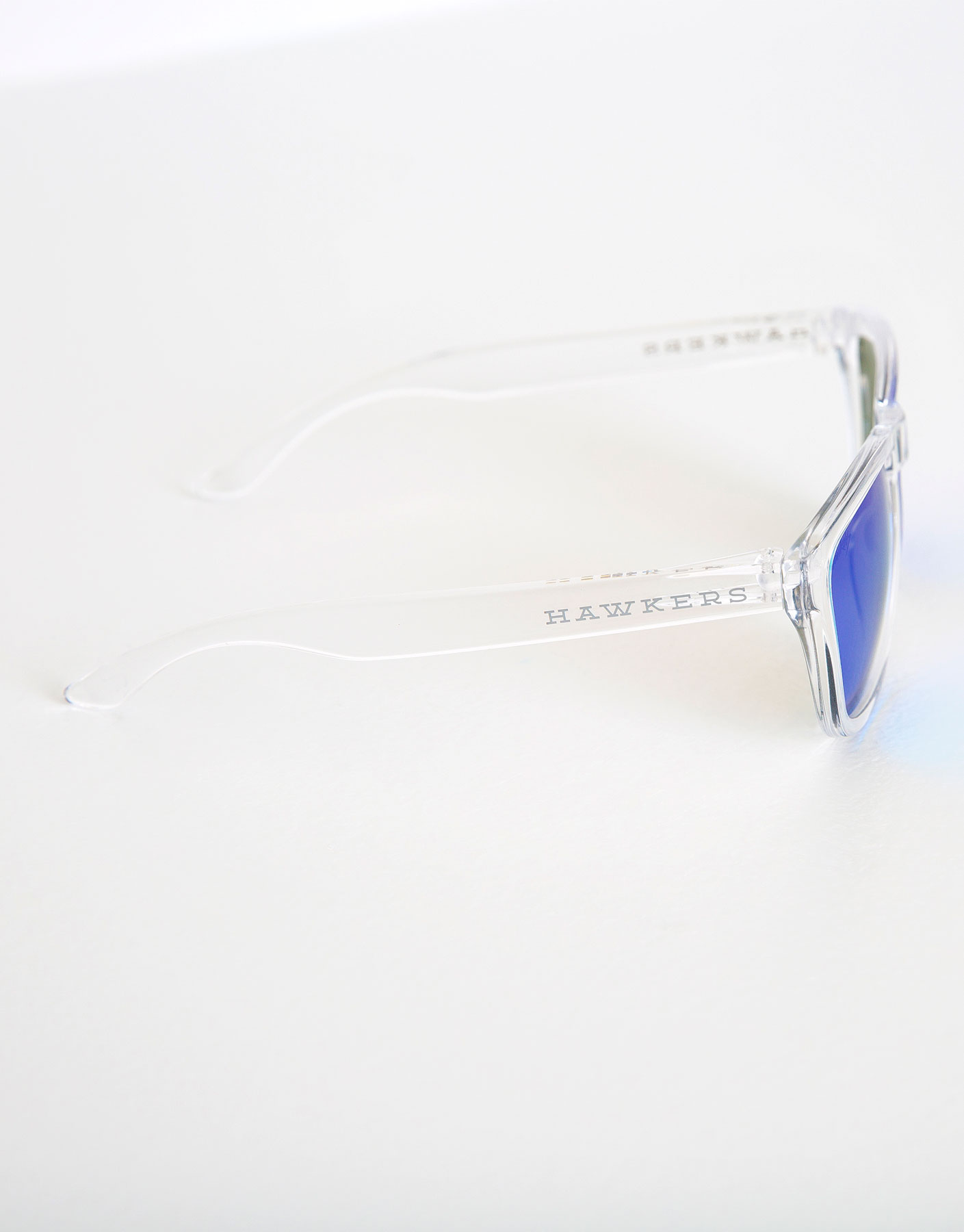 Hawkers air clear blue one sunglasses