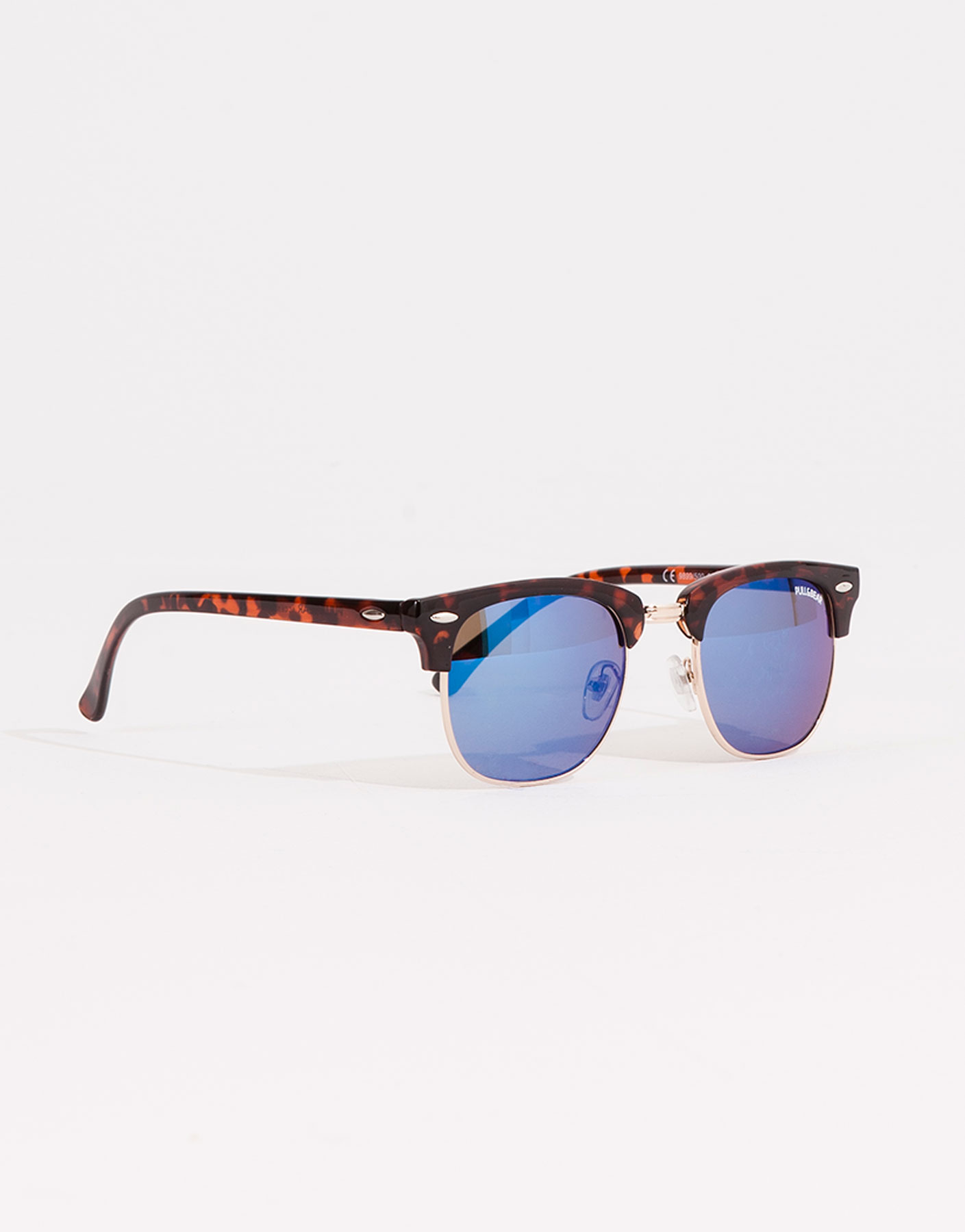 Tortoiseshell and metal sunnies