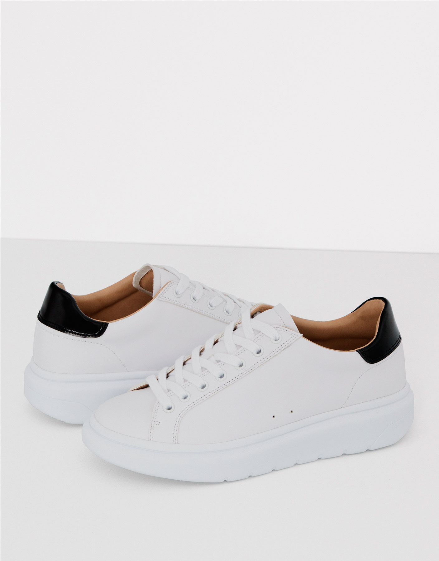 Fashion plimsolls