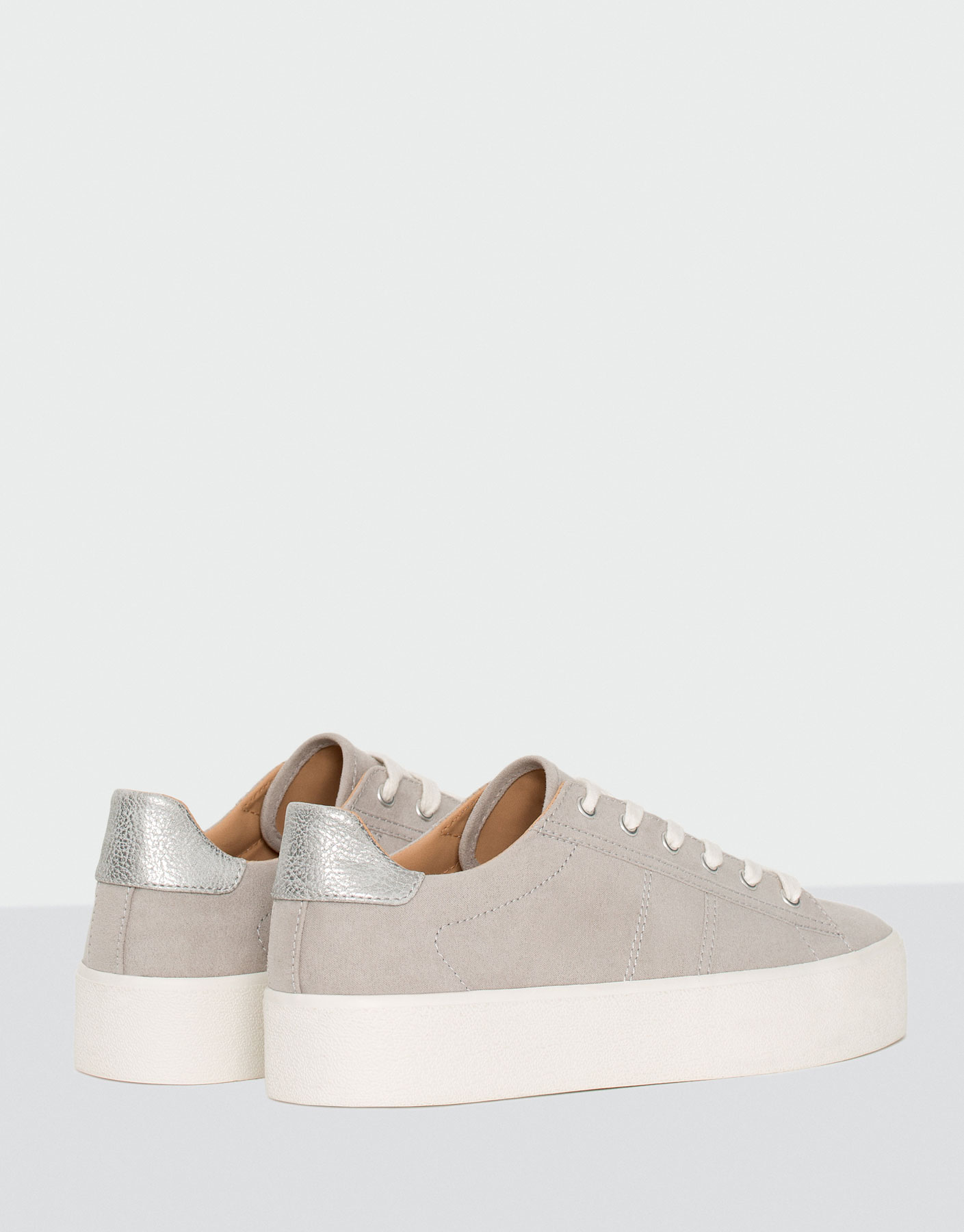New college plimsolls