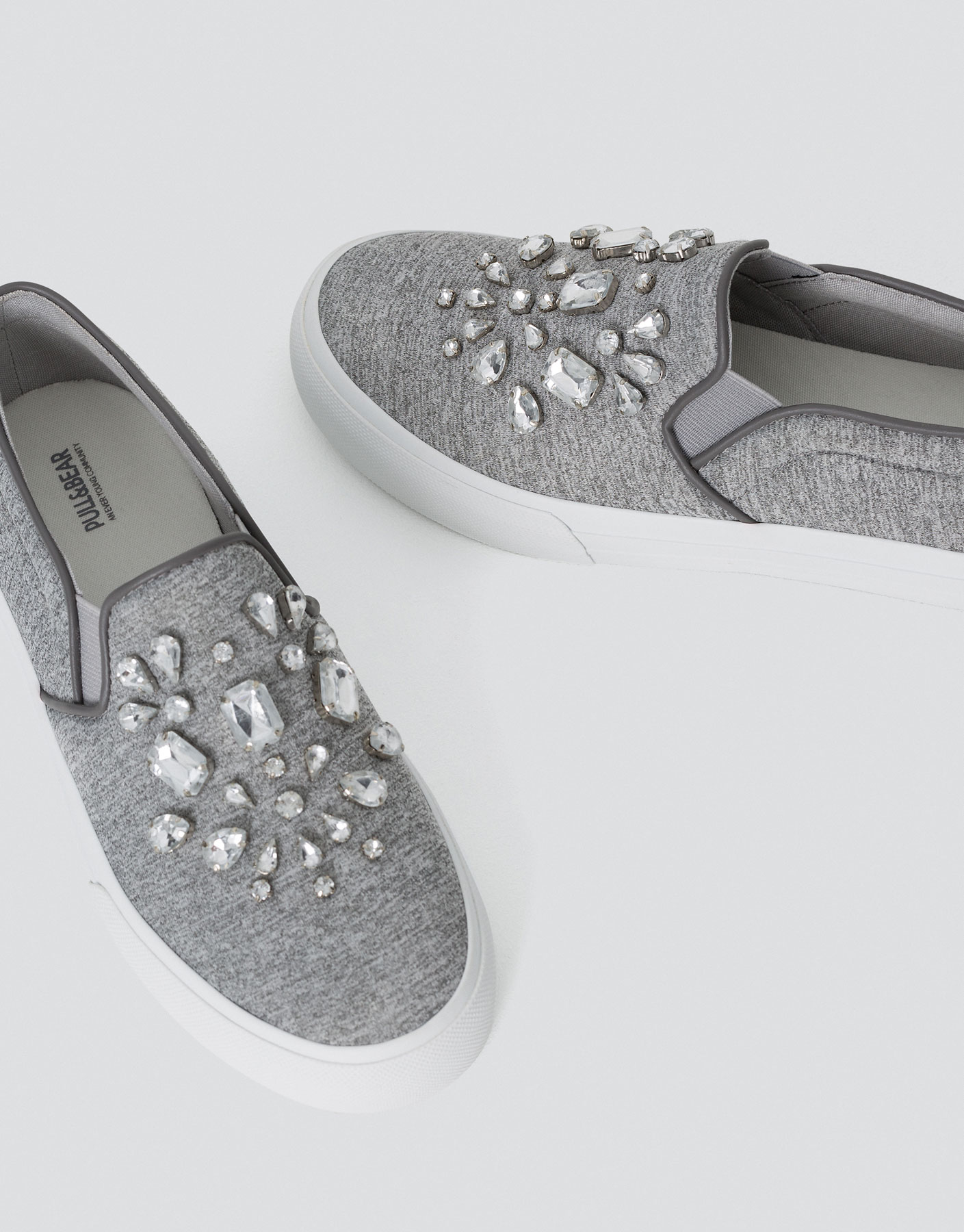 Slip-on fantaisie